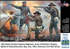 "MASTER BOX™ 3581 American Civil War: ""Do or die"" Figuren in 1:35"