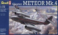 GLOSTER METEOR Mk.4  REVELL PLASTIC KIT 1/72