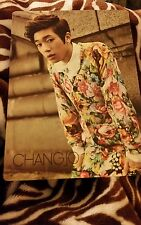 Teen top changjo no.1 official photocard Kpop K-pop shipped in toploader