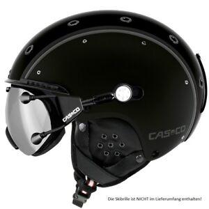 CASCO SP-3 Airwolf schwarz Skihelm Größe M (56-58cm)  SP3 Airwolf   07.2512.M