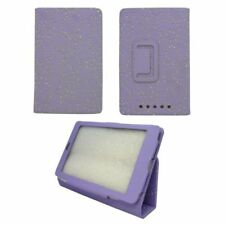 Pink Synthetic Leather Tablet & eReader Cases, Covers & Keyboard Folios for ASUS