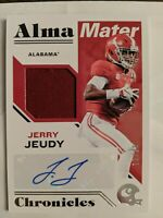2020 Chronicles Jerry Jeudy!! Alma Mater RPA!!! SSP 13/25 🔥🔥 very nice card