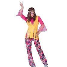 Kostüm Hippie-girl 2-tlg. L