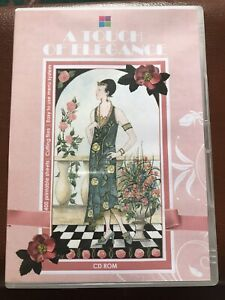 A Touch Of Elegance Craft Cd