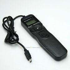Timer Remote Cord For NIKON D7100 D600 D7000 D5200 D3200 D5100 D90 D3100 MC-DC2
