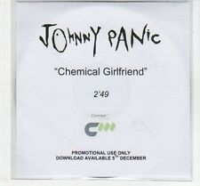 (EC541) Johnny Panic, Chemical Girlfriend - 2004 DJ CD