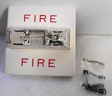 Wheelock Rs 241575w Fire Alarm Remote Strobe Station 20 31vdc