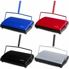 Floor & Carpet Sweeper Manual Non Electric Cleaner