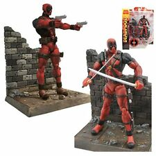 "NEW Marvel Select Deadpool 7"" action figure"