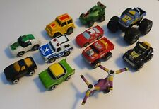 Micro Machines and other brands lot, Roadchamps, Micro sonic flasher