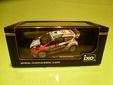 IXO 1:43 - FORD FIESTA RS WRC - 22 MONTE CARLO 2014  RAM570  - IN  ORIGINAL  BOX