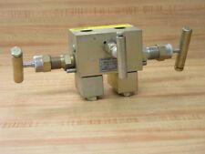 Anderson Greenwood 02-7262-001 Instrument Manifold M2VC