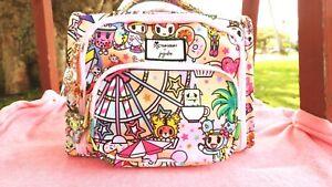 JuJuBe tokidoki Kawaii Carnival mini bff ferris wheel kids bag clutch purse