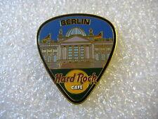 BERLIN,Hard Rock Cafe Pin,Guitar Pick