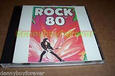 Rock of the 80s Eighties CBS Special Products CD Journey Toto Survivor Kansas
