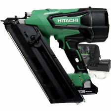 Hitachi NR1890DC 18V Paper Collated Brushless Framing Nailer with Battery