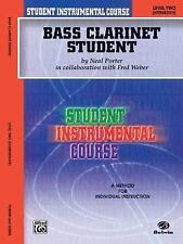 Student Instrumental Course: Student Instrumental Course Bass Clarinet...