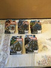 Marvel Universe Lot of 5 Puck, Abominations, Blastaar, Apocalypse , Dr Doom NIB