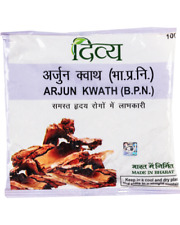 Patanjali Divya Ayurvedic Arjun Kwath 100g for muscles & Heart-related Ailments