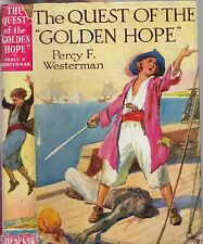 """Vintage Book: PERCY F. WESTERMAN: THE QUEST OF THE """"GOLDEN HOPE""""  HCDJ c1950's"""