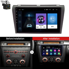 "9"" For Mazda 3 2004-2009 Android 8.1 Radio Stereo GPS Navigation Player w/Camera"