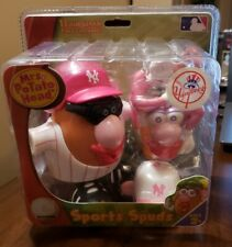 % Rare   MLB Yankee Mrs. Potato Head NEW IN PACKAGE!!!