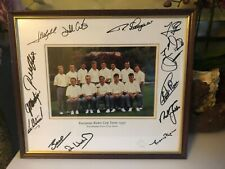 More details for ryder cup 1997 - framed photo and signature - european team