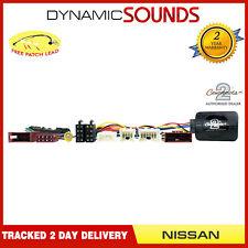 Ctsns 015.2 auto estéreo kit de interfaz de volante para Nissan Skyline 2001-2007