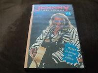 """RARE! VHS """"JOHNNY HALLYDAY VIDEO MAGAZINE - VOLUME 4"""""""