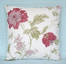 "Shabby Chic Retro StyleCushion Cover/16""x16""/John Lewis ABBERLEY Fabric"