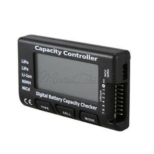 Batteriekapazität Checker Digital RC CellMeter 7 FR LiPo LiFe Li-ion NiMH NiCd