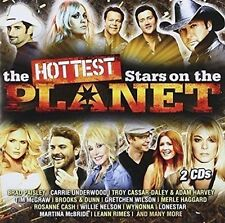 Hottest Stars on the Planet 2 CD NEW & SEALED