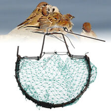 Effective Sensitive Live Animal Bird Pigeon Quail Trap Hunting Trapping Net