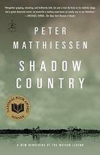 NEW Shadow Country (Modern Library Paperbacks) by Peter Matthiessen