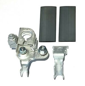 EDS Custom Positive Battery Terminal KIT- Ford Lincoln Mercury w nuts/Heatshrink