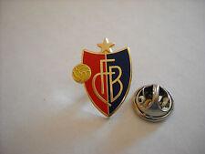 a1 BASEL FC club spilla football calcio fussball pins svizzera switzerland