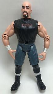 "ECW Justin Credible 1999 OSFT 6"" Wrestling Figure wwe"