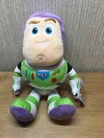 Disney Pixar Toy Story Buzz Lightyear Plush Soft Toy Teddy Large 12 Inch NEW