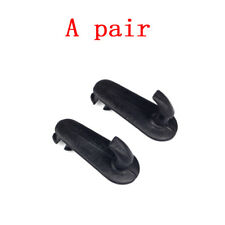 2 x Car Mat Fixing Clips Floor Carpet Clip Hooks For TOYOTA Carola Camry Crown