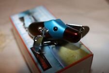 Megabass Hand Made Derby-X Screw Trailer DERBY BLUE - NEW IN BOX