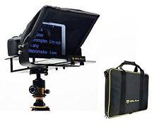 Adjustable iPad/Tablet/Smartphone Teleprompter Beam Splitter Glass - TMP100