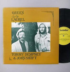 "Tommy Dempsey & John Swift - Green Grow The Laurel -NM/EX - 12"" Vinyl - LER 2096"