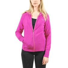 Woman's PUMA Golf Novelty Track Jacket Festival Fuchsia size XS (T73) $80
