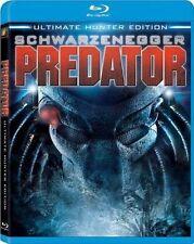 Arnold Schwarzenegger M Rated DVD & Widescreen Blu-ray Discs