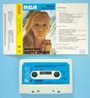 MC Musicassetta PATTY PRAVO Incontro italy pop ballad 1975 no cd lp vhs dvd