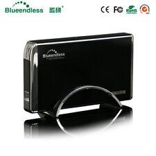 """HDD Box Usb SATA + IDE USB 2.0 3.5"""" HDD Enclosure for 4TB High Speed HDD Caddy"""