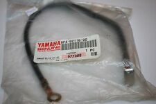 nos Yamaha snowmobile wire minus lead 2003 rx-1 starter cable 8fa-82116