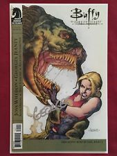 Buffy The Vampire Slayer Season 8 #1 Variant SIGNED By Georges Jeanty
