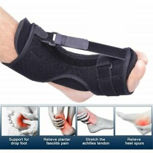Plantar Fasciitis Night Splint Foot Drop Orthotic Brace Foot Orthotic Brace