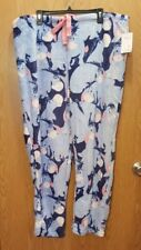 Eeyore Winnie the Pooh Disney Womens Ladies Fleece Lounge Sleep Pajama Pants 3X